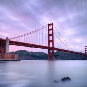 Iconic Structure: Golden Gate Bridge Pt2