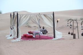 Desert Dining